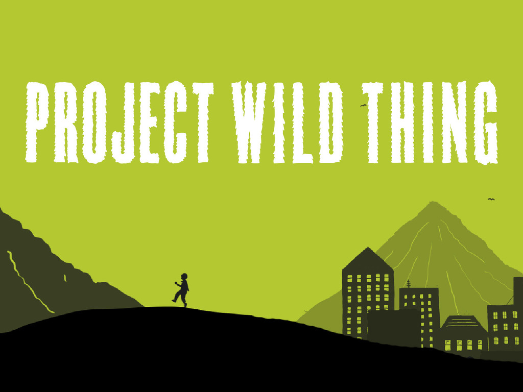 PROJECT WILD THING: A feature-length documentary's video poster
