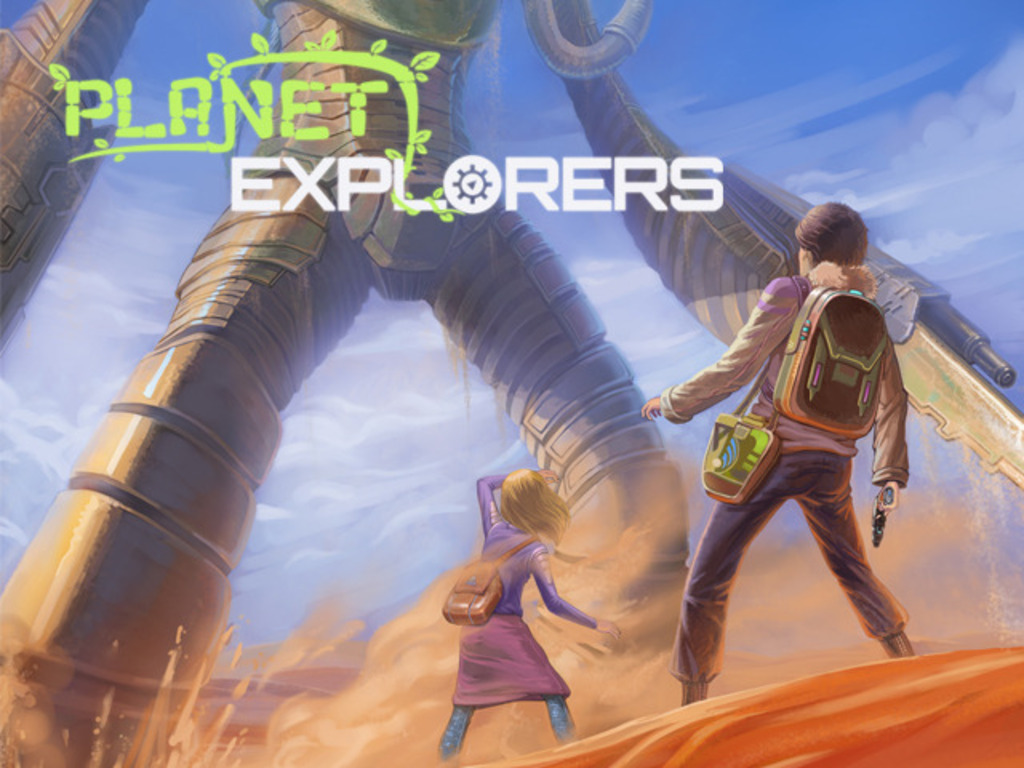 Planet Explorers's video poster