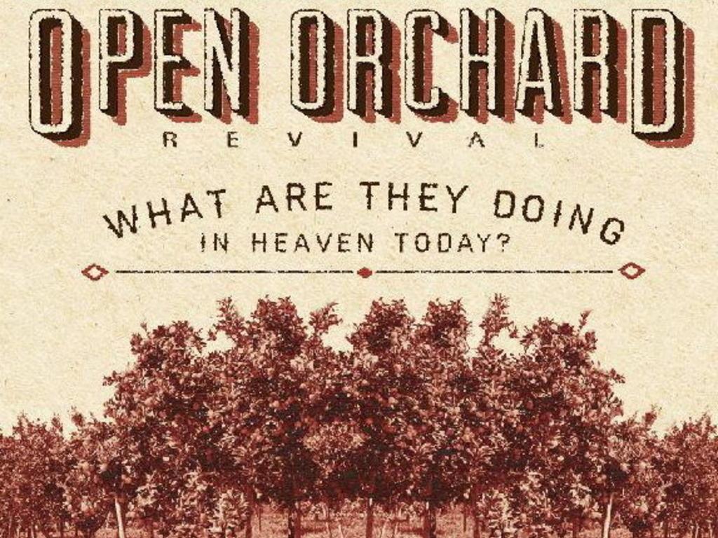 """Analog Tape Gospel Album - """"Open Orchard Revival""""'s video poster"""