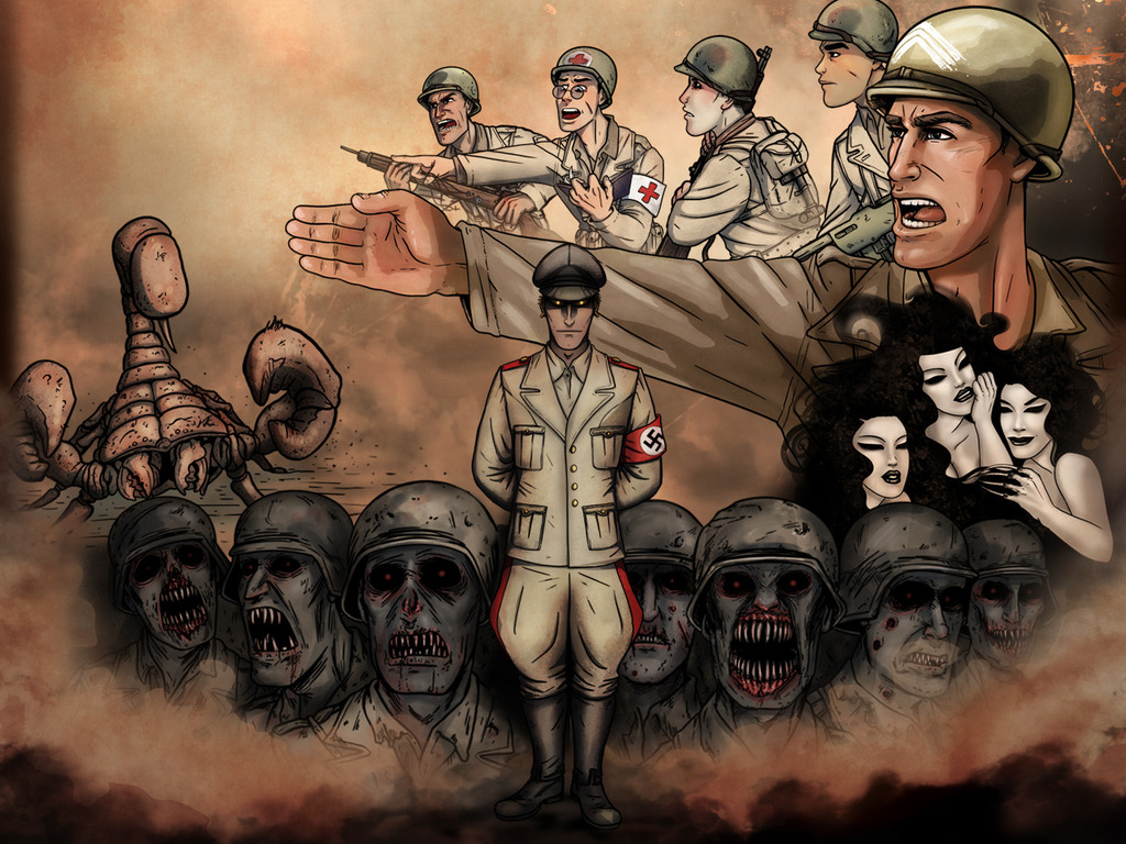 Operation Penumbra: A WWII Supernatural Adventure, Vol. 1's video poster