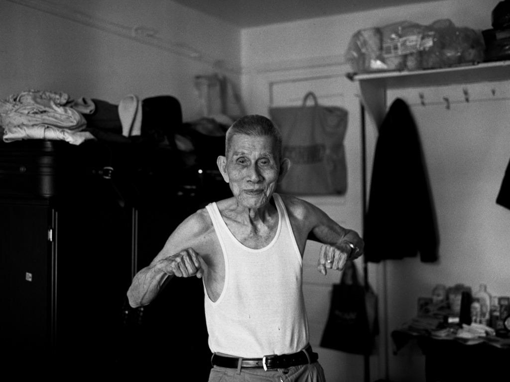 Grandpa by An Rong Xu's video poster