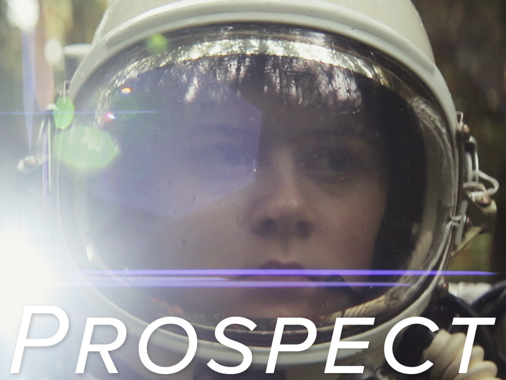 PROSPECT: A Handmade Sci-Fi Short's video poster