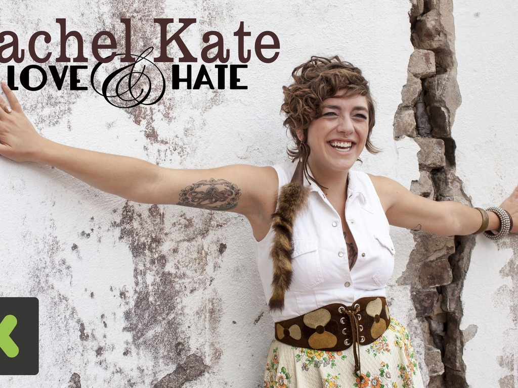 "Debut Album ""Rachel Kate,With Love and Hate"" can be YOURS!'s video poster"