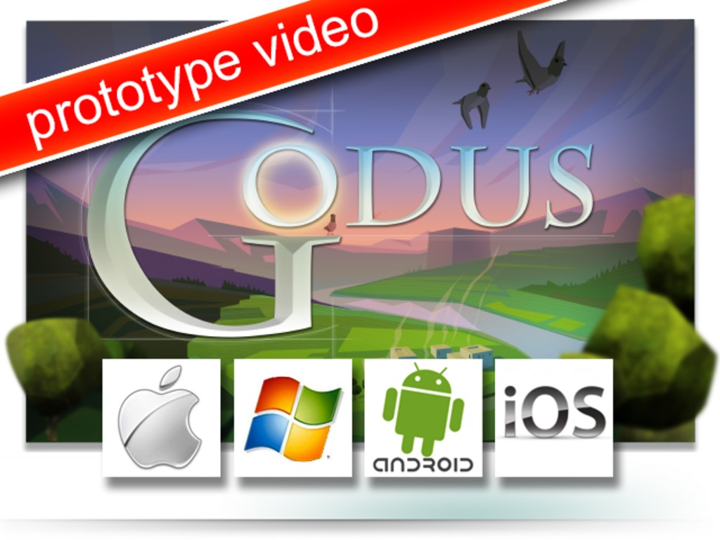 Project GODUS's video poster