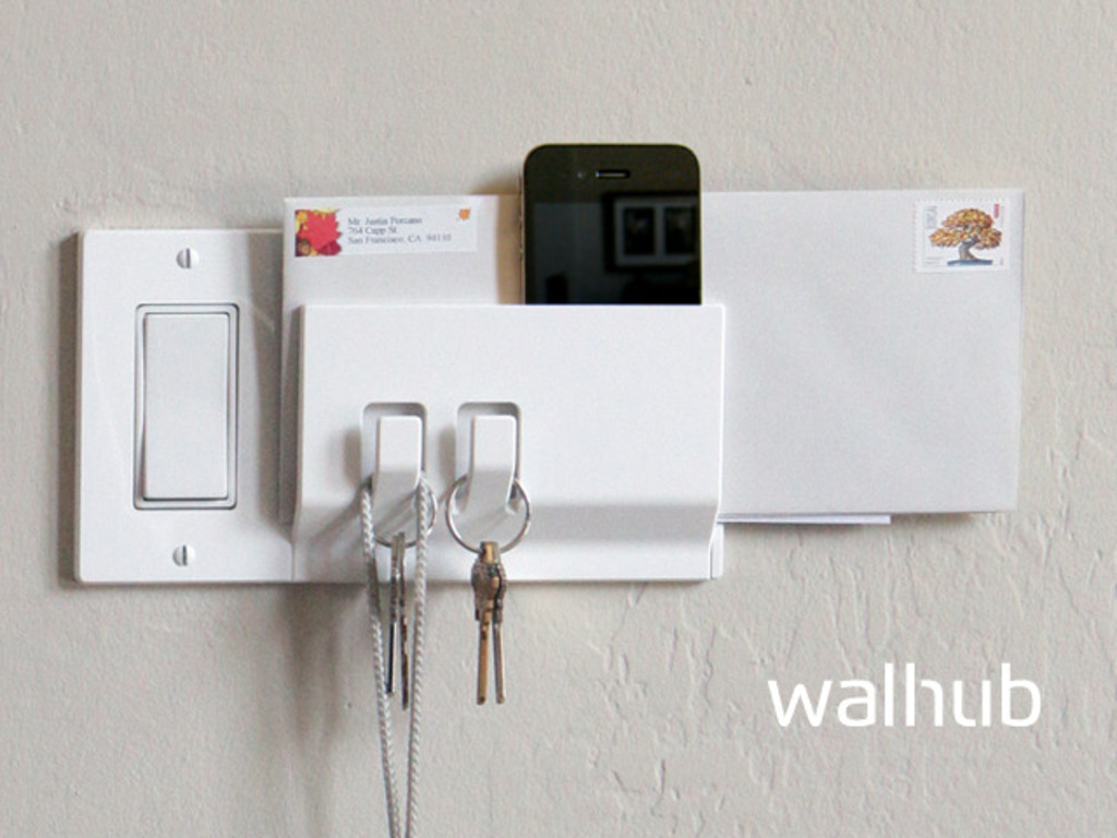Walhub: Functional switch plates's video poster