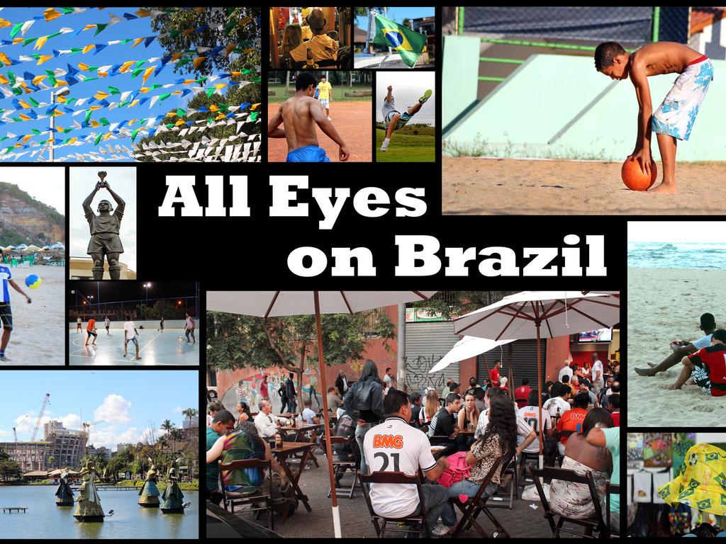 All Eyes on Brazil's video poster