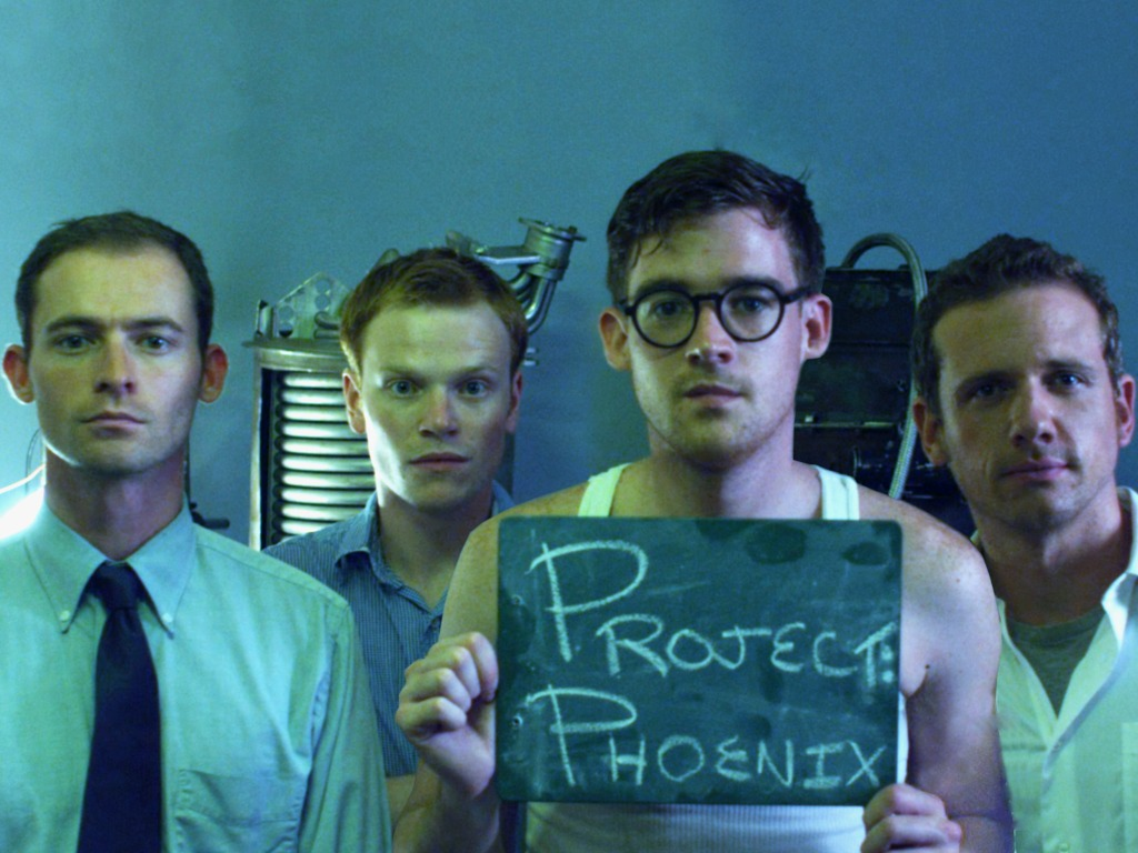 The Phoenix Project's video poster