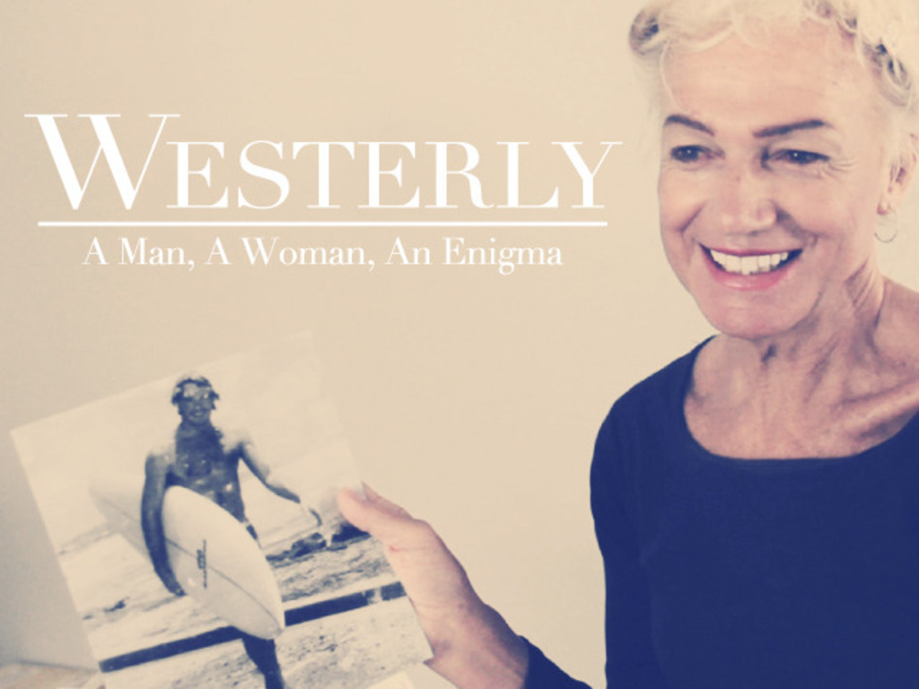 Westerly: A Man, A Woman, An Enigma's video poster