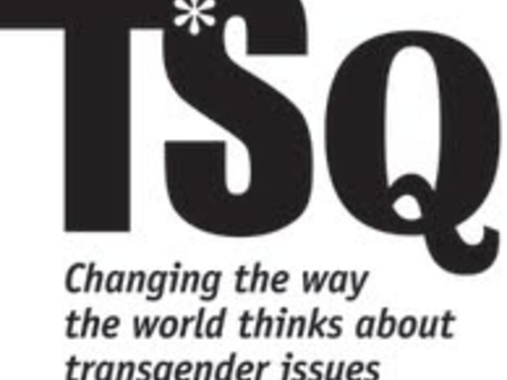 TSQ: Transgender Studies Quarterly's video poster