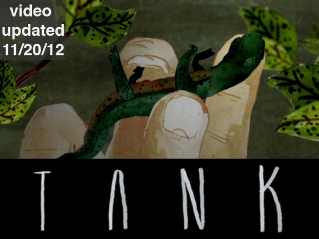 'TANK' - An Animated Short Film's video poster