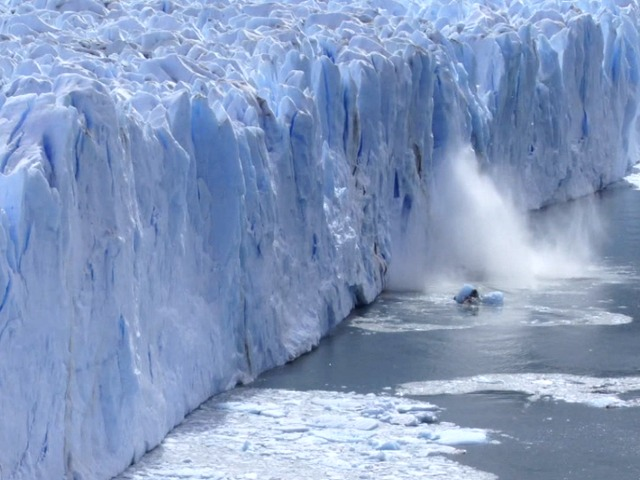 Glacial Balance (a documentary film)'s video poster