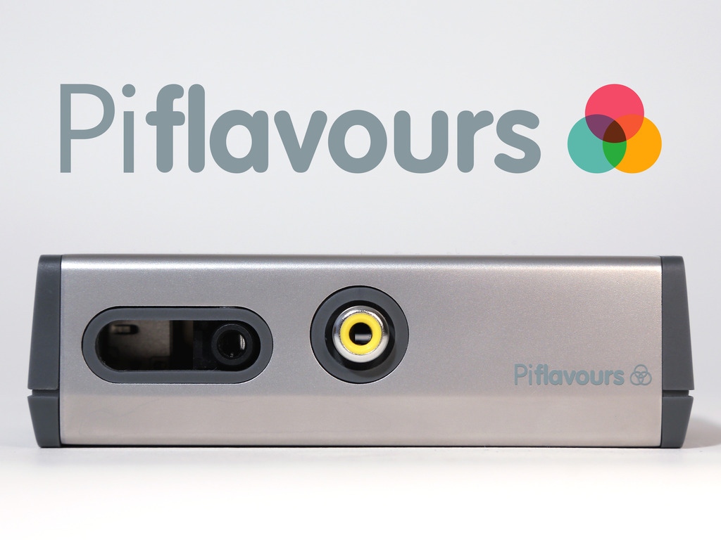 Pi Flavours - Raspberry Pi case's video poster