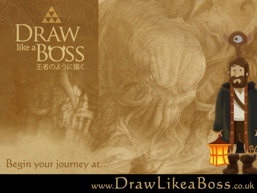 Draw like a Boss's video poster