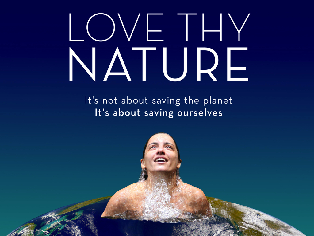 Love Thy Nature - Film's video poster