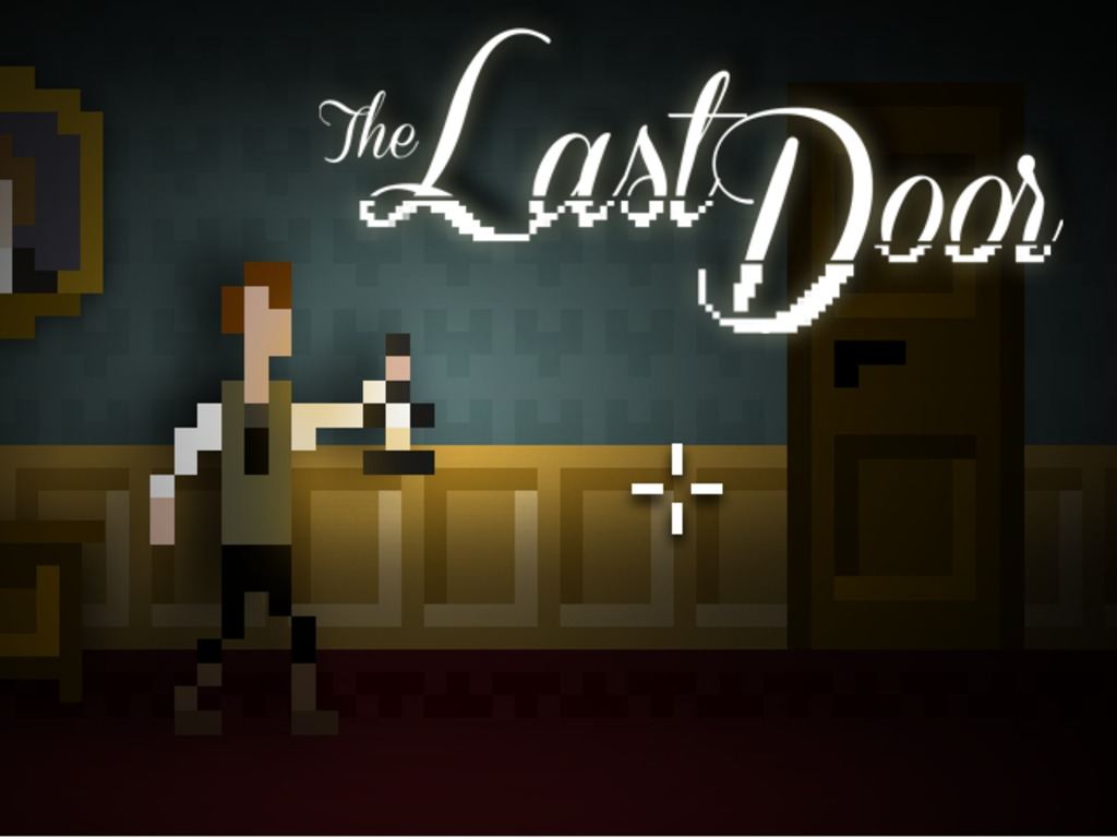 The Last Door, episodic horror adventure's video poster