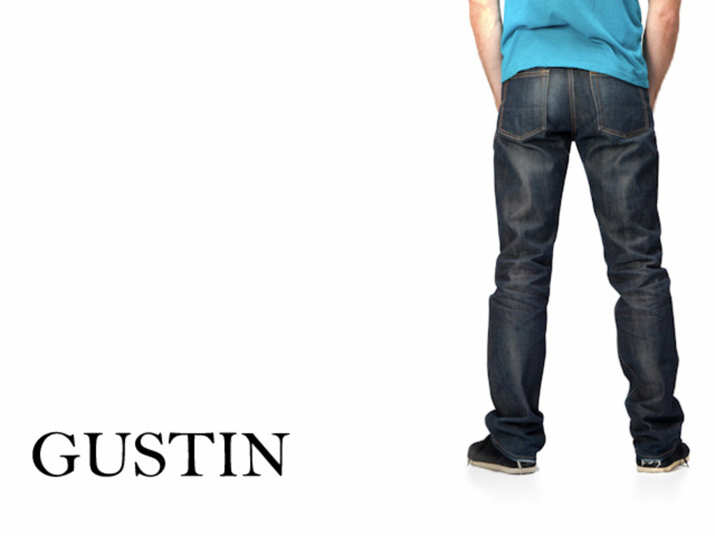 GUSTIN: Redefining premium menswear, starting with denim.'s video poster