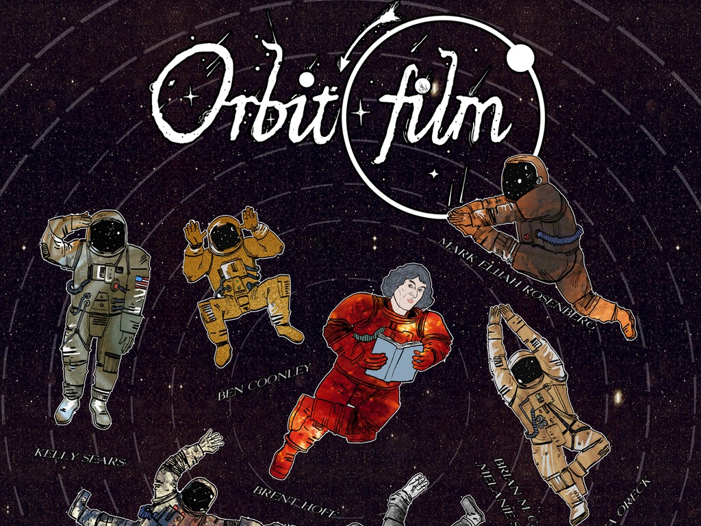 Orbit(Film) Astronaut Appreciation Society's video poster