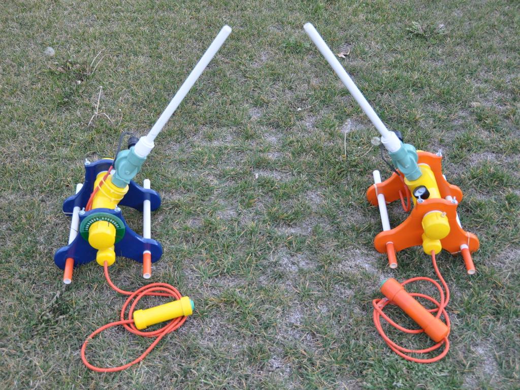 Still Going! Paper Rocket Launcher - Shoots 350+ Feet Up's video poster