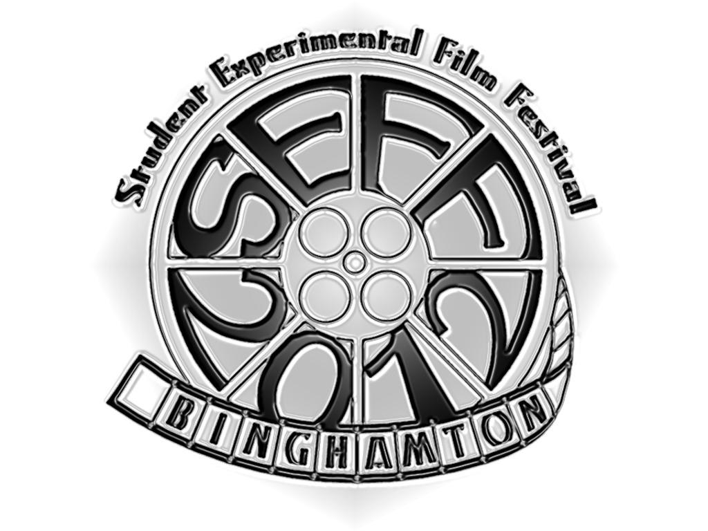SEFF Binghamton: Student Experimental Film Festival's video poster