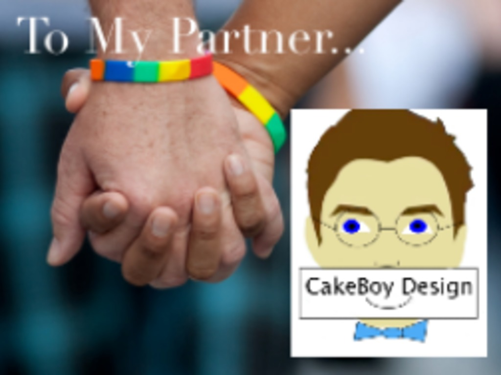 CakeBoy Design, meaningful cards for same sex couples!'s video poster