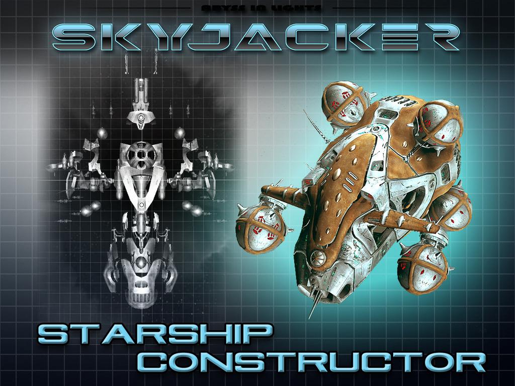 SKYJACKER: Starship Constructor's video poster