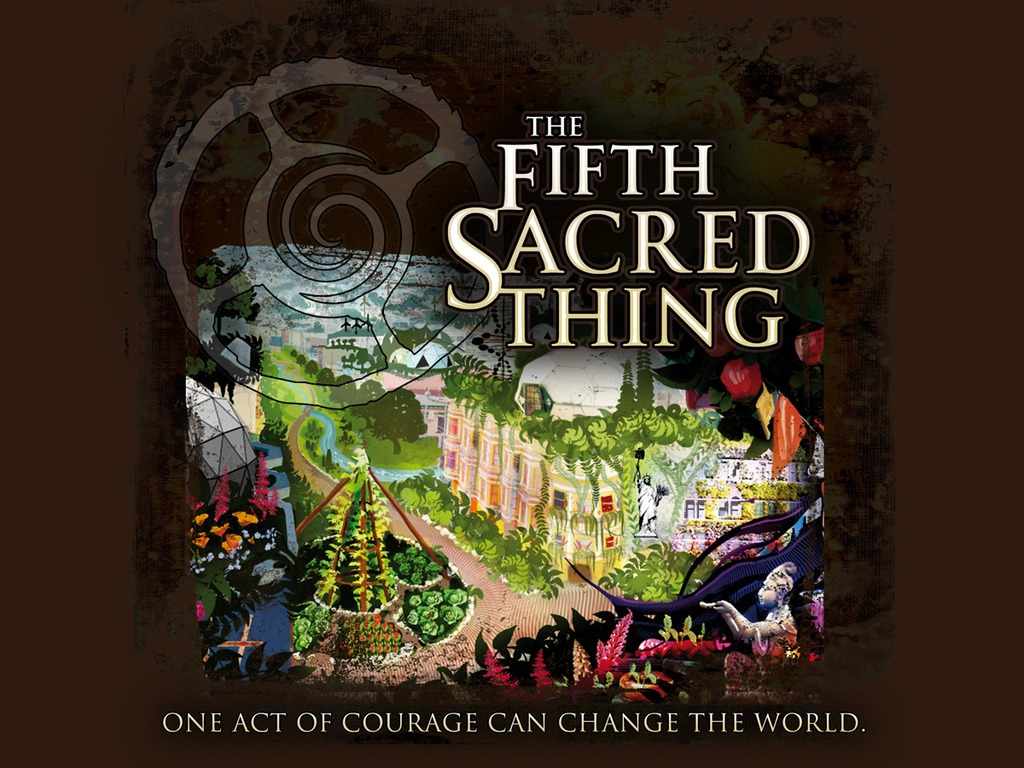 The Fifth Sacred Thing's video poster