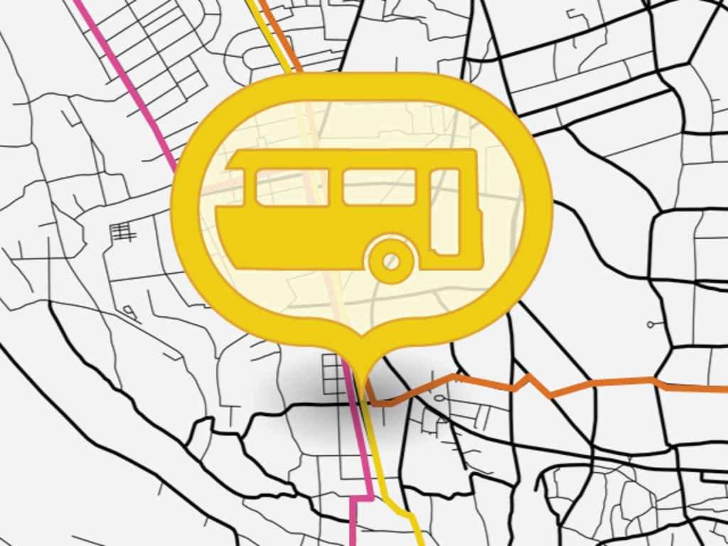 First Bus Map of Dhaka's video poster