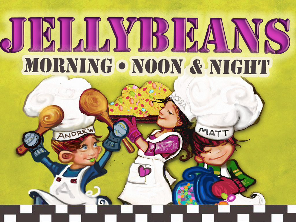 Jellybeans Morning, Noon & Night's video poster