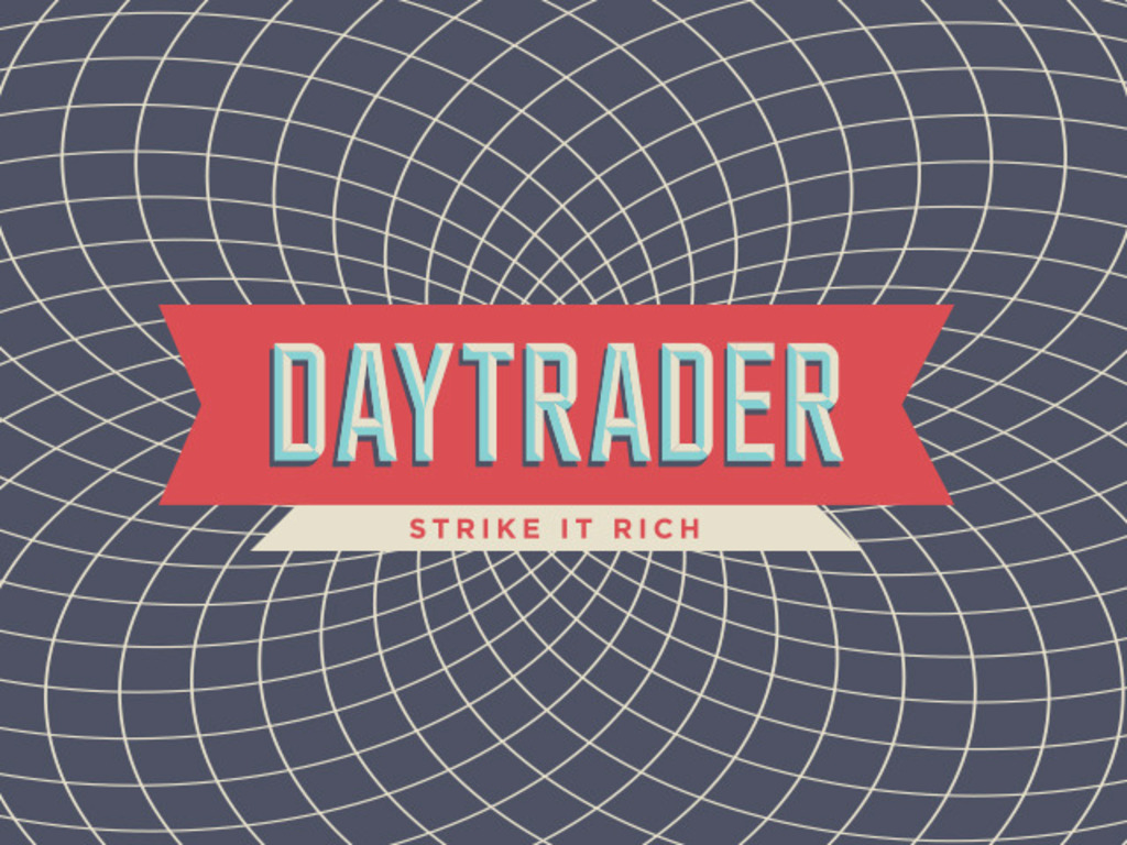 DAYTRADER - A Financial Board Game's video poster