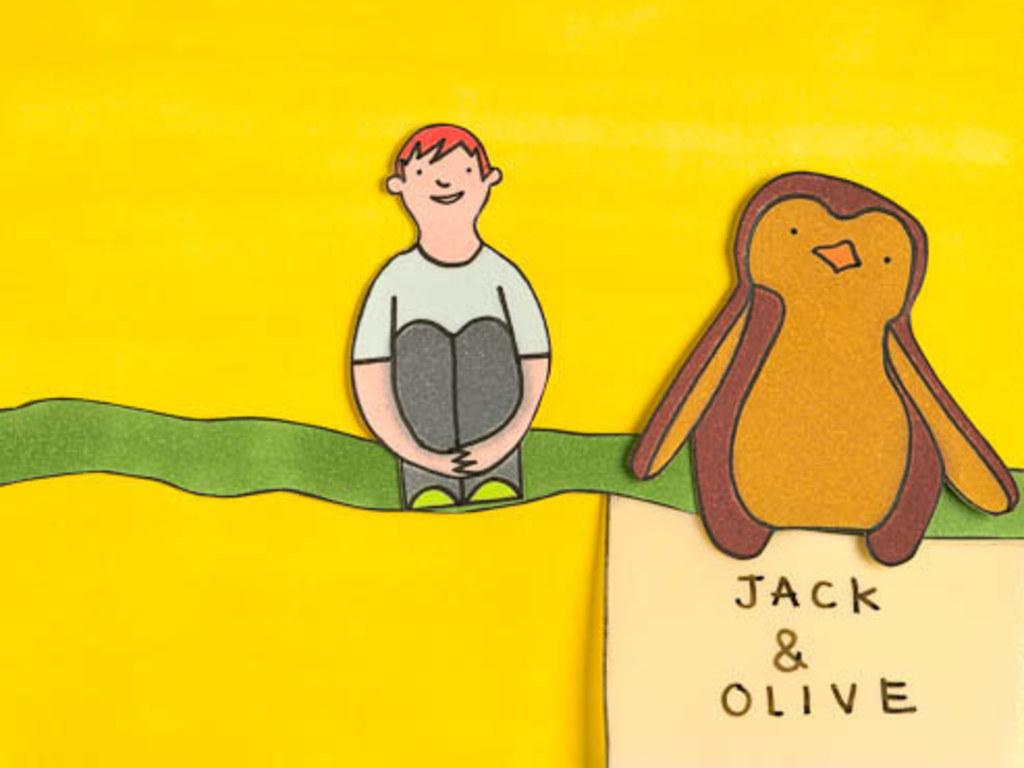 Bringing Jack & Olive to Life's video poster
