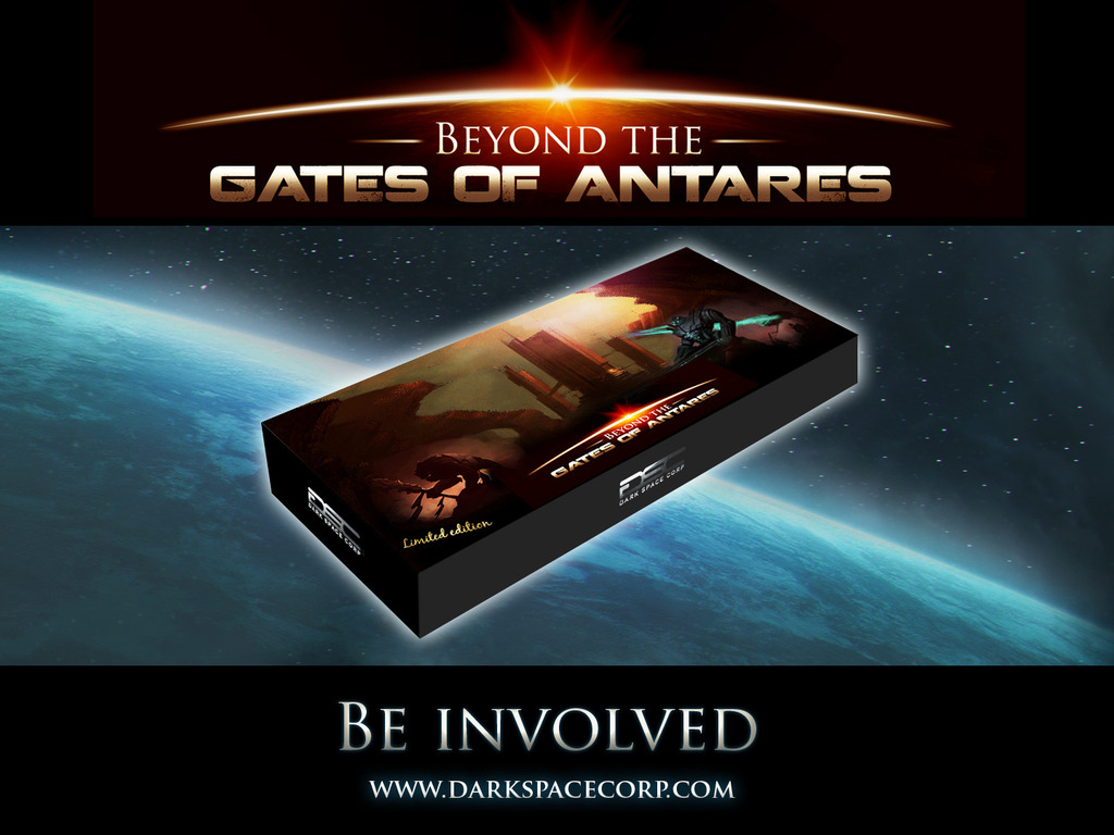 Beyond the Gates of Antares (Canceled)'s video poster