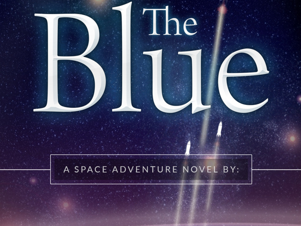 The Blue: YA Science Fiction Fuels Dreams's video poster