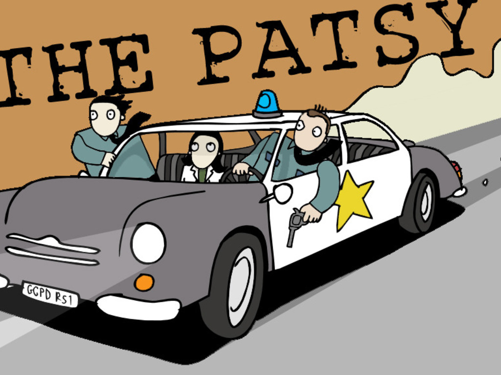 THE PATSY's video poster