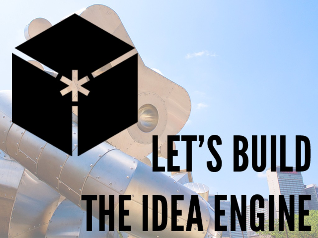 Let's Build the Idea Engine's video poster
