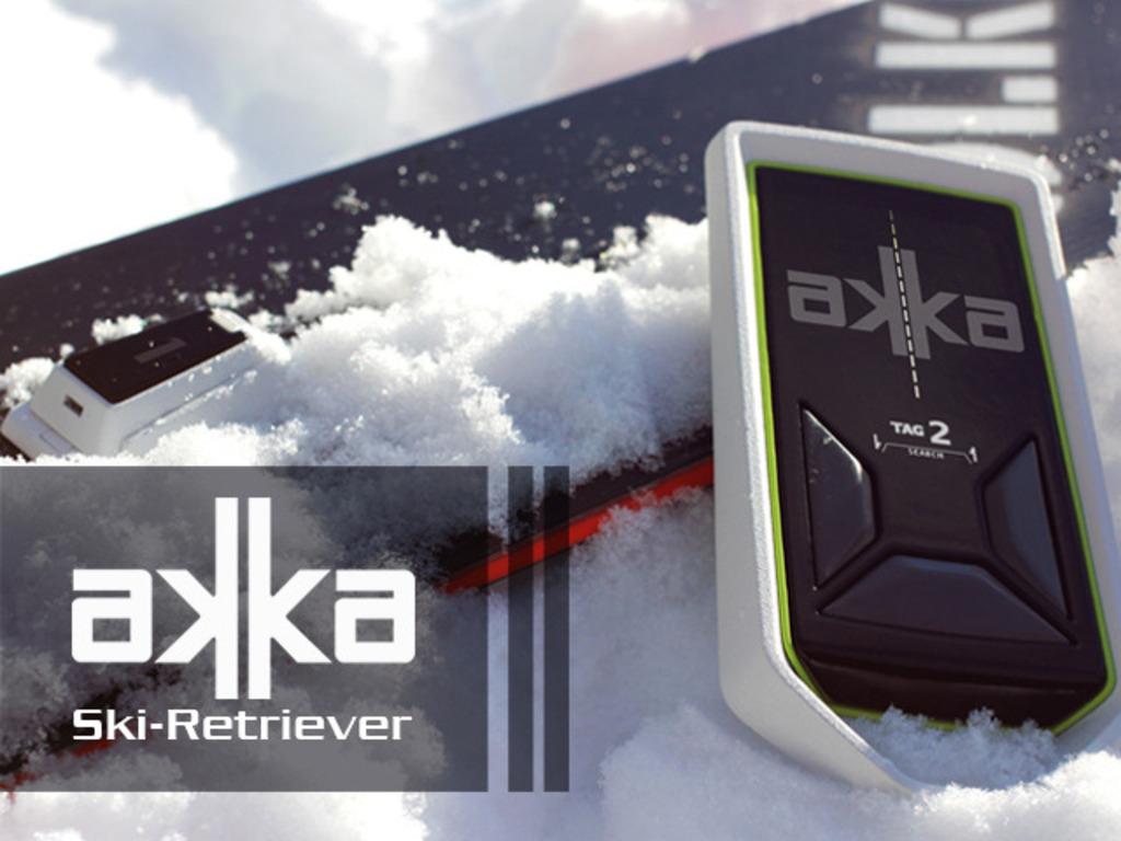 AKKA Ski Retriever - Deep Powder Ski Finder (Canceled)'s video poster