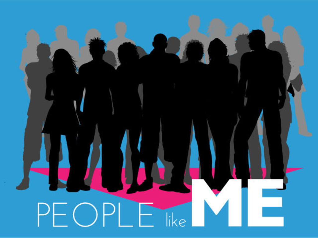 People Like Me - an app for the LGBT community's video poster