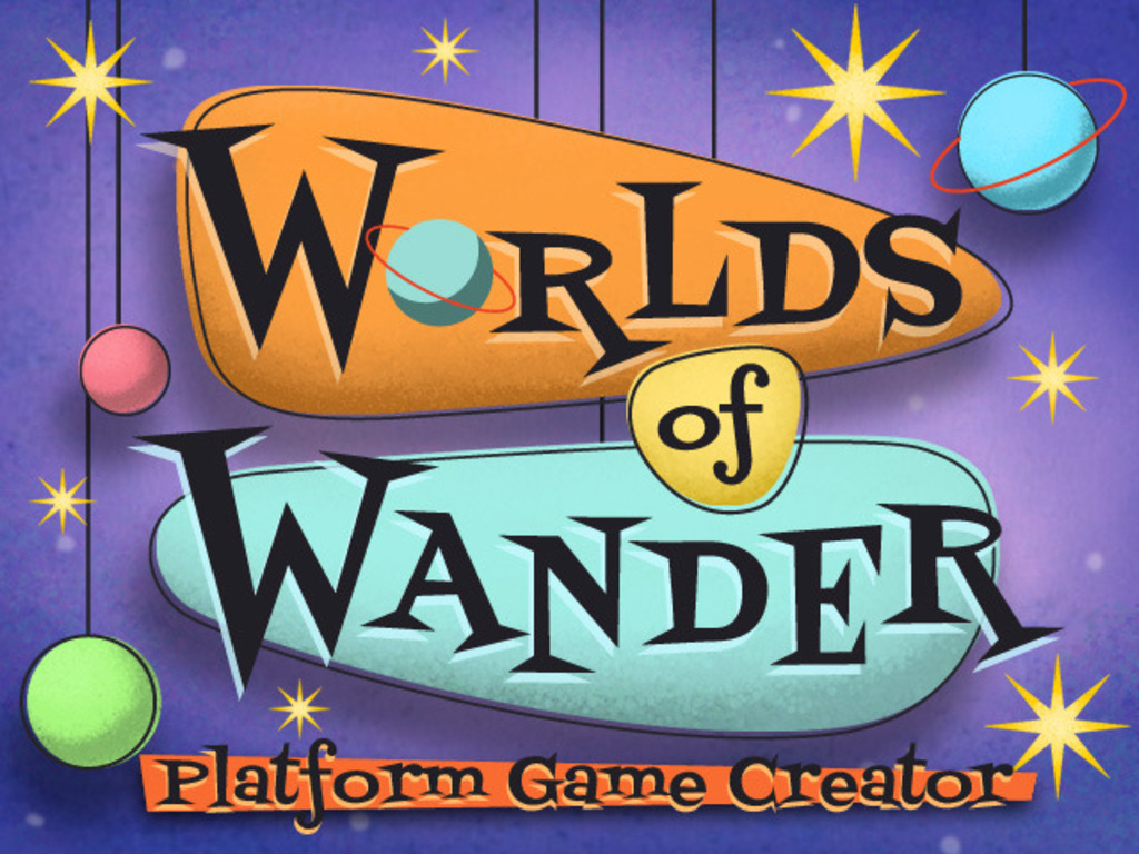 """WORLDS OF WANDER plus """"Secret Spaceship Club"""" Game!'s video poster"""
