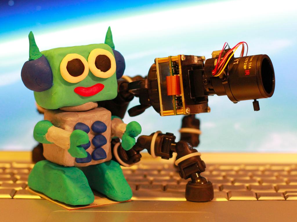 Hackacam: Hackable Camera Platform's video poster