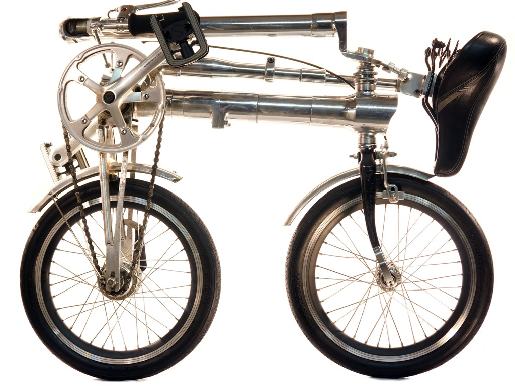NexiBike: A Folding Commuter Bicycle's video poster