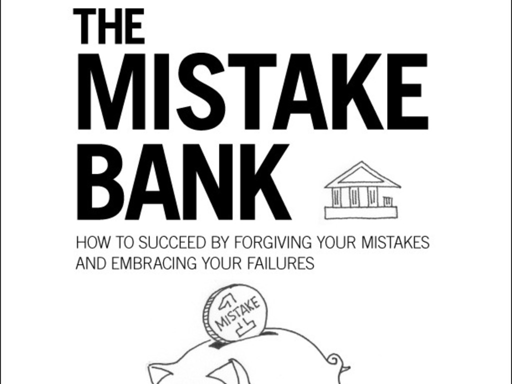 Let's Publish the Mistake Bank Book's video poster