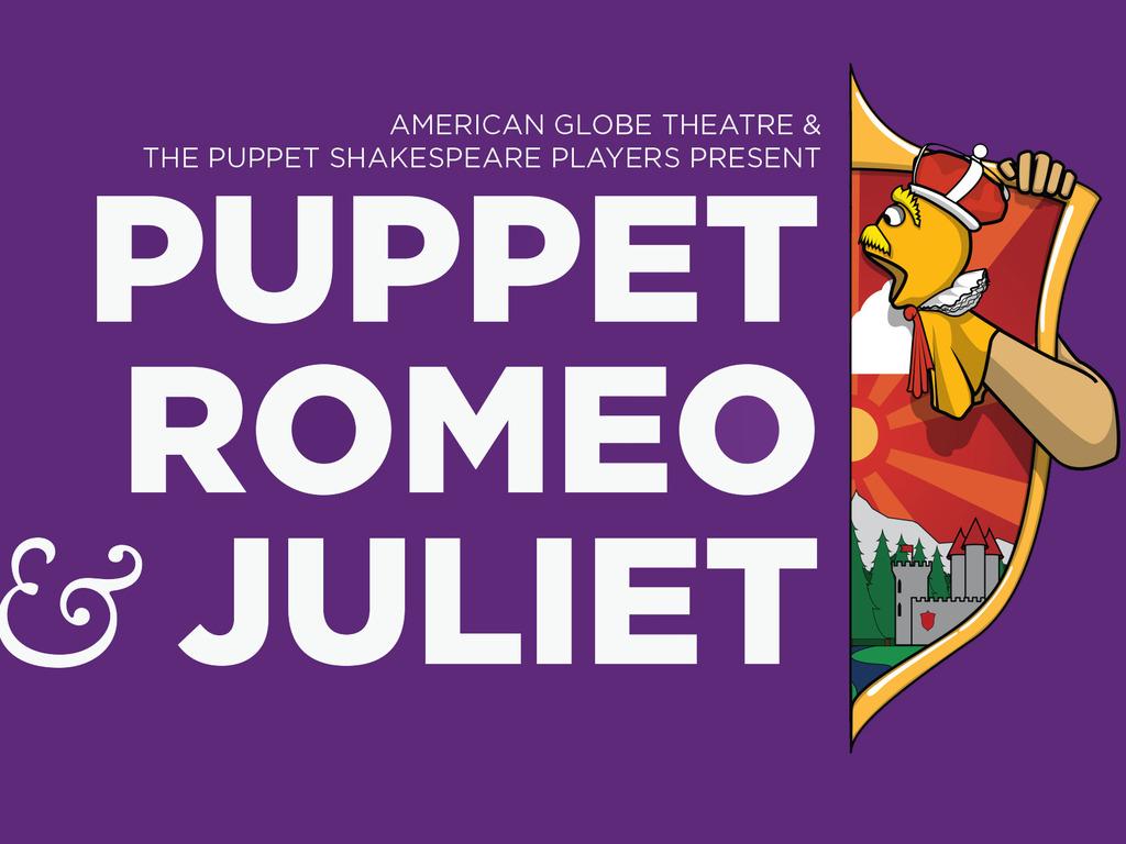 Puppet Shakespeare: Puppet Romeo & Juliet DVD Project!'s video poster