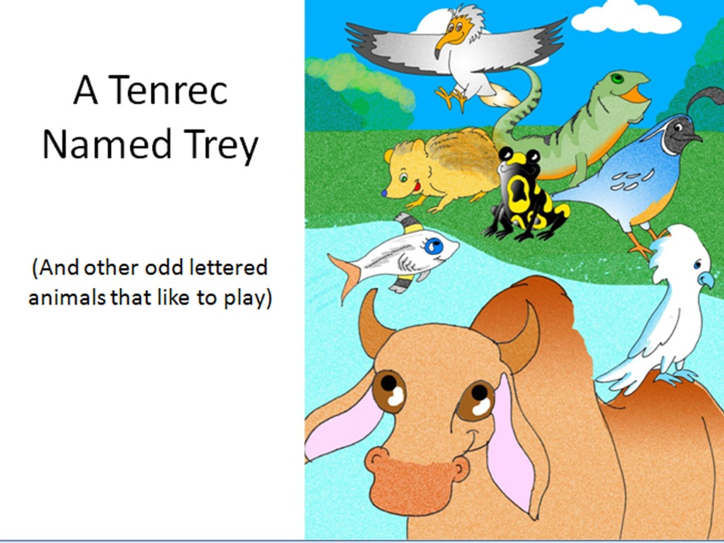 A Tenrec Named Trey's video poster
