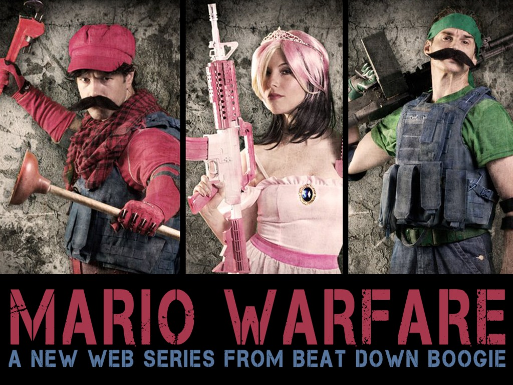Mario Warfare - Let's Finish This!'s video poster