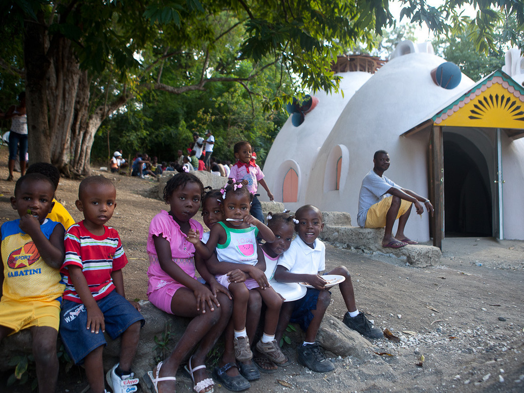 Konbit Shelter: Sustainable building in rural Haiti's video poster