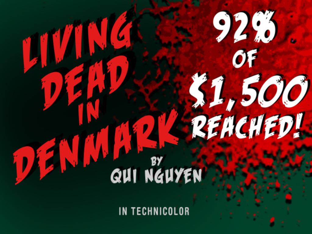 Living Dead in Denmark's video poster