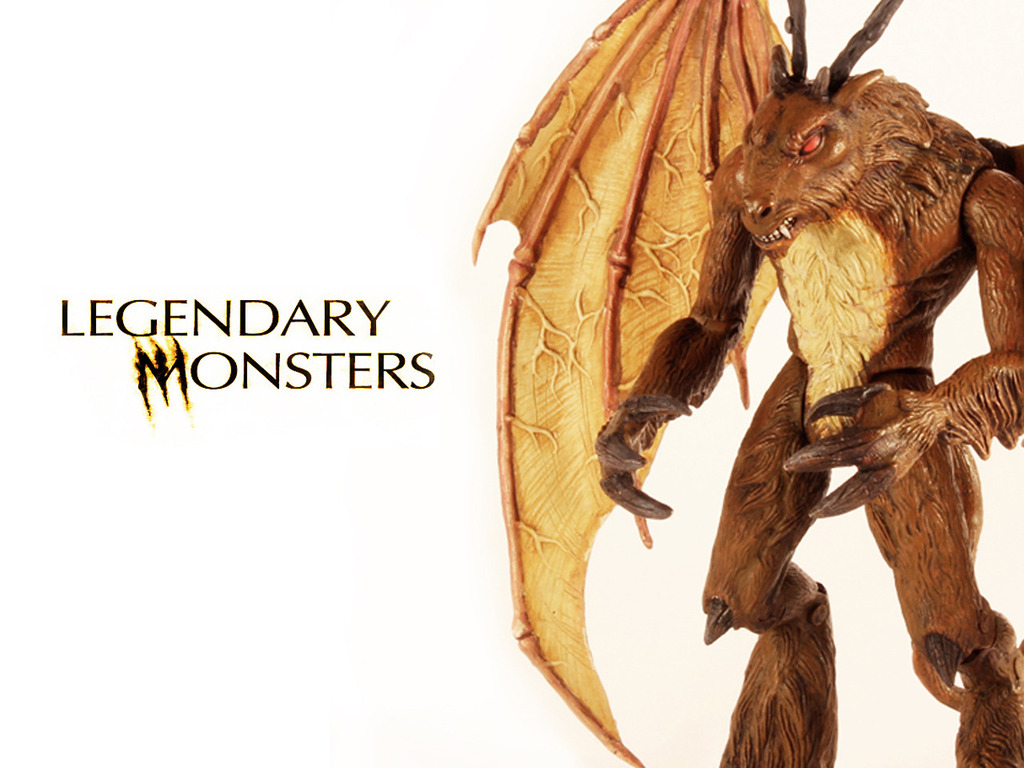 LEGENDARY MONSTERS: Toys of Urban Legend and Folklore's video poster