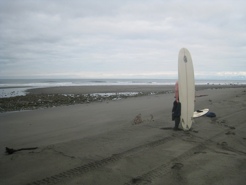 Out in the Cold:  Dispatches from an Alaskan Surf Safari's video poster