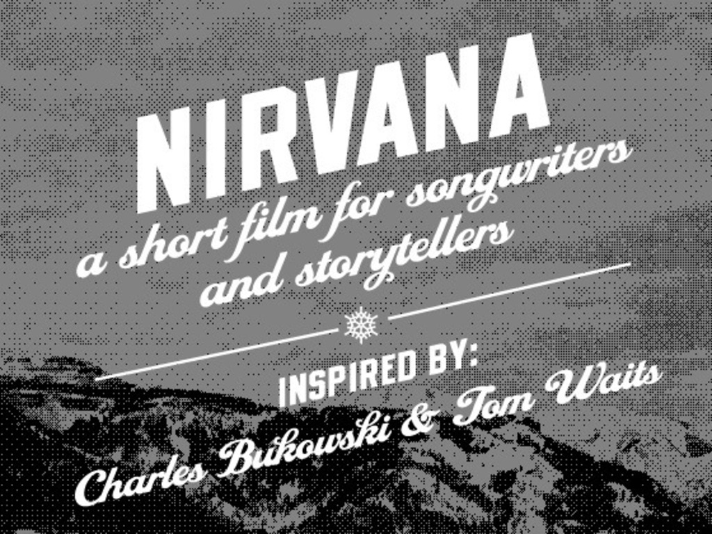 Nirvana: A short film for songwriters and storytellers's video poster