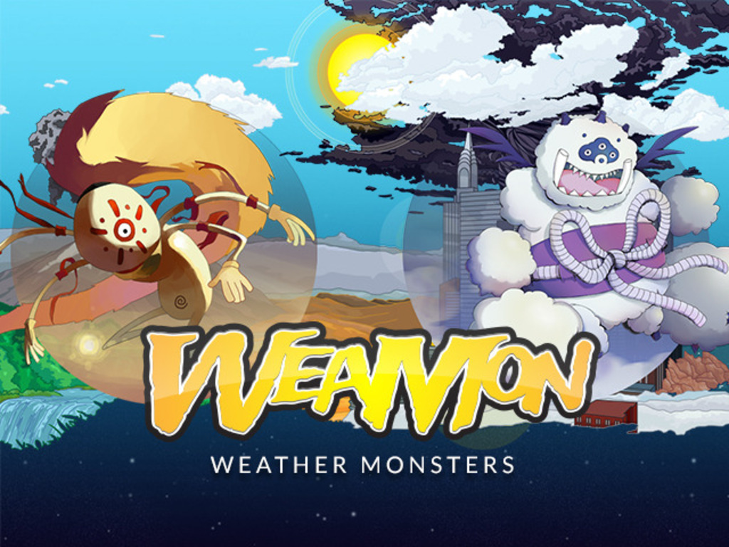Weamon : Weather Monsters's video poster