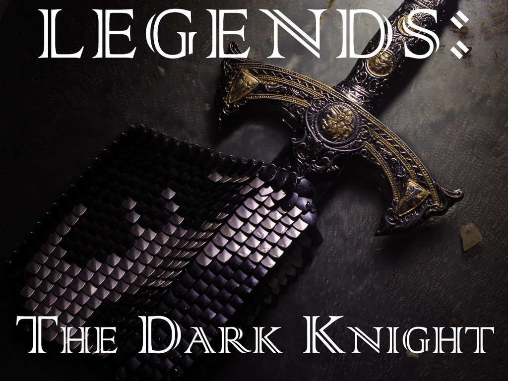 Legends: The Dark Knight's video poster